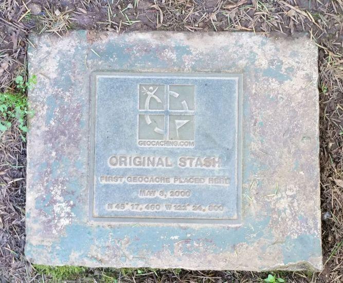 Original Stash Tribute Plaque