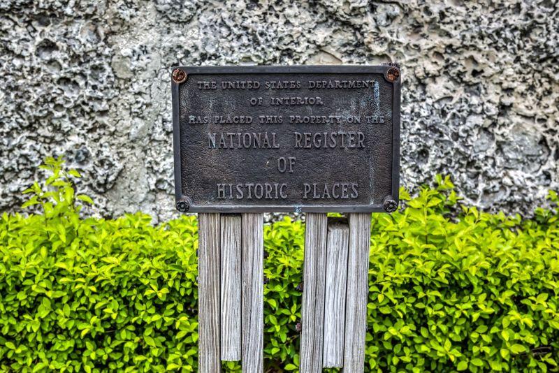 Coral Castle - Historic Place