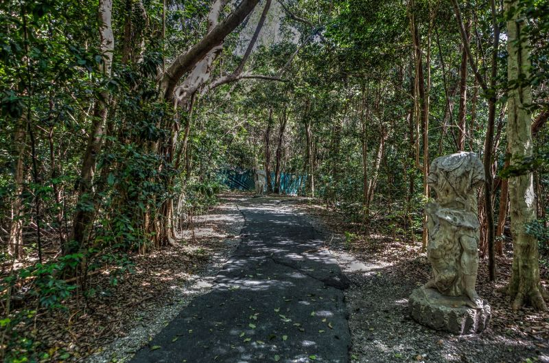 Nature Path to Vizcaya