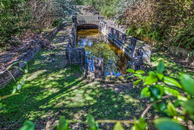 old channel behind Fountain Garden
