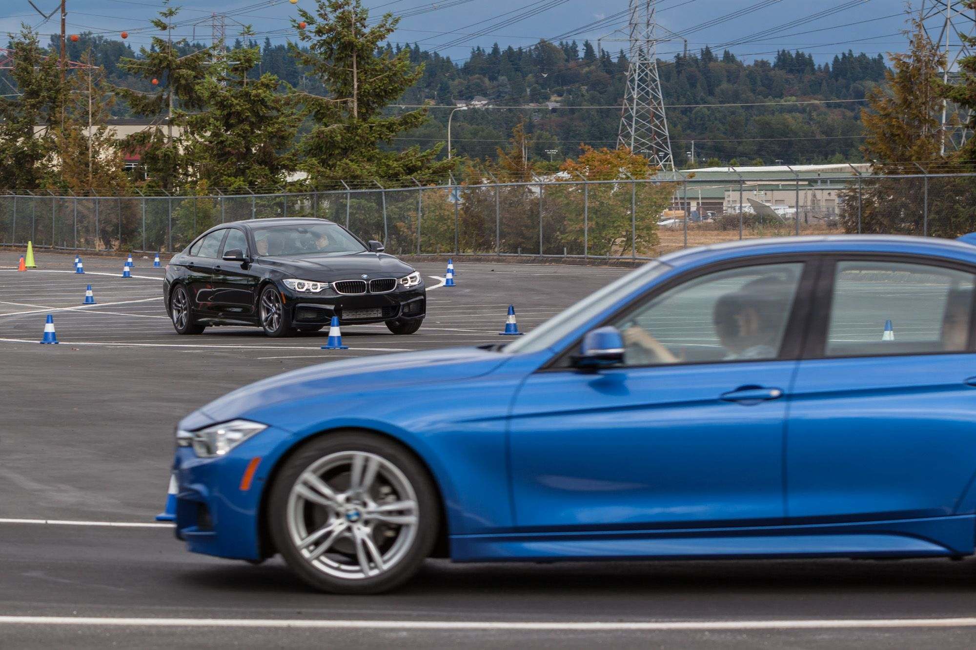 my ultimate driving experience with bmw in seattle - 2015 edition