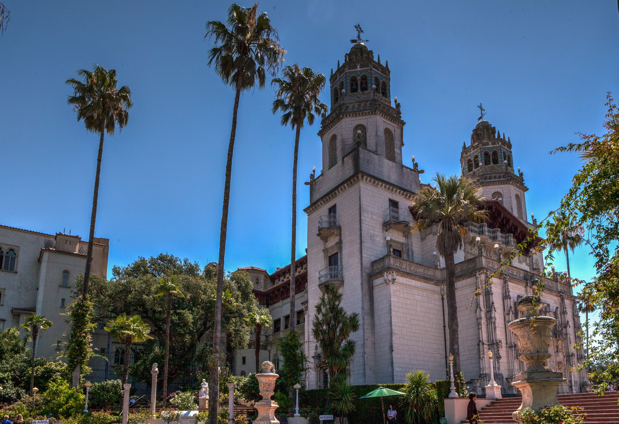 Hearst Castle – Building the Dream