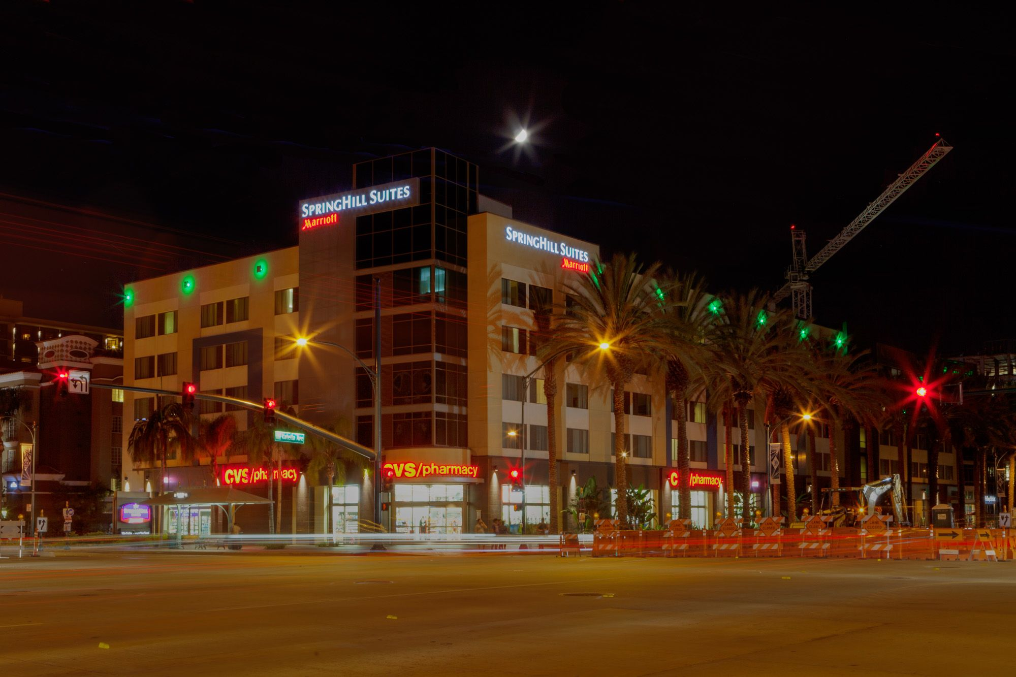 Hotel Review: Marriott SpringHill Suites Anaheim Resort Area/Convention Center
