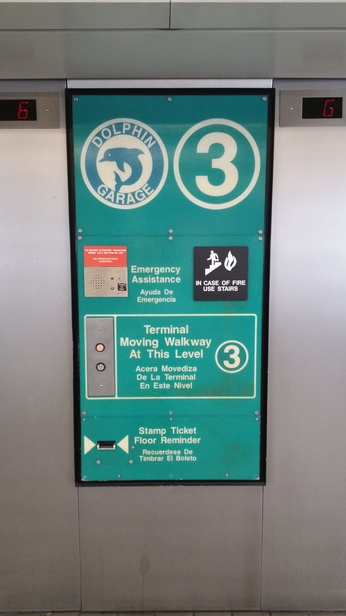 Travel Tip Of The Week Parking At Miami International