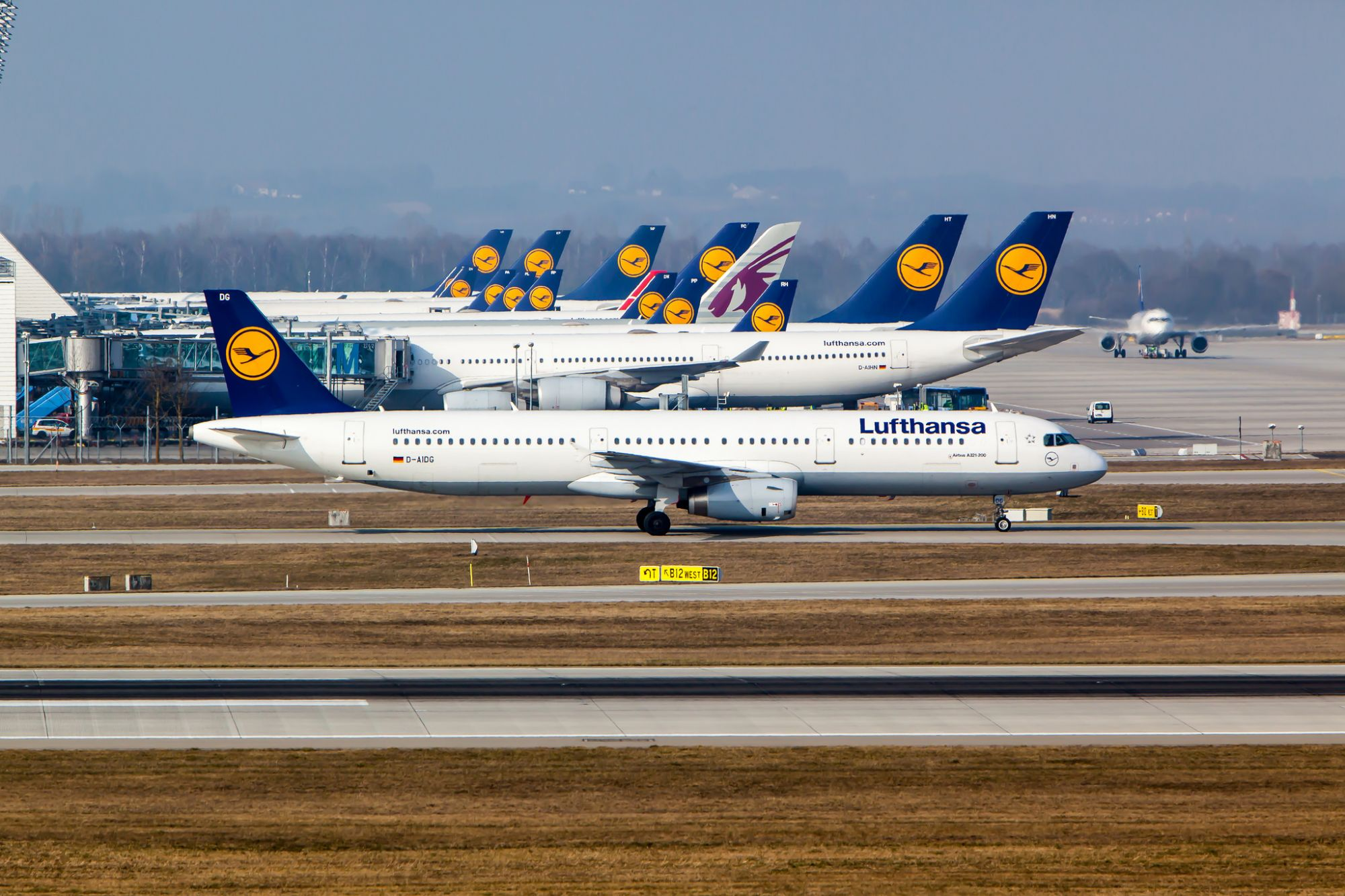 Lufthansa Introduces Digital Reading Material for Passengers