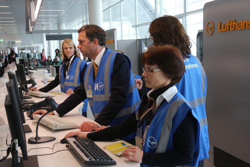 (c) Munich Airport