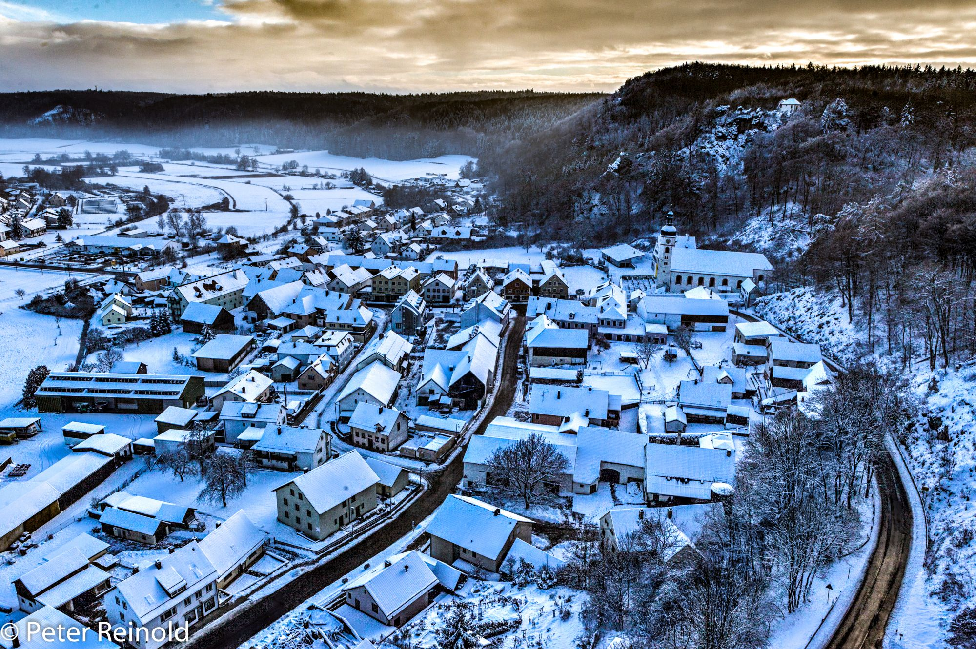 Photo of the Week: Winter Wonderland Wellheim
