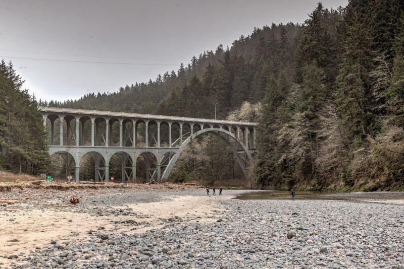 Cape Creek Bridge