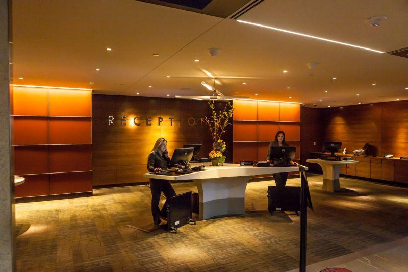 Grand Hyatt San Francisco Reception