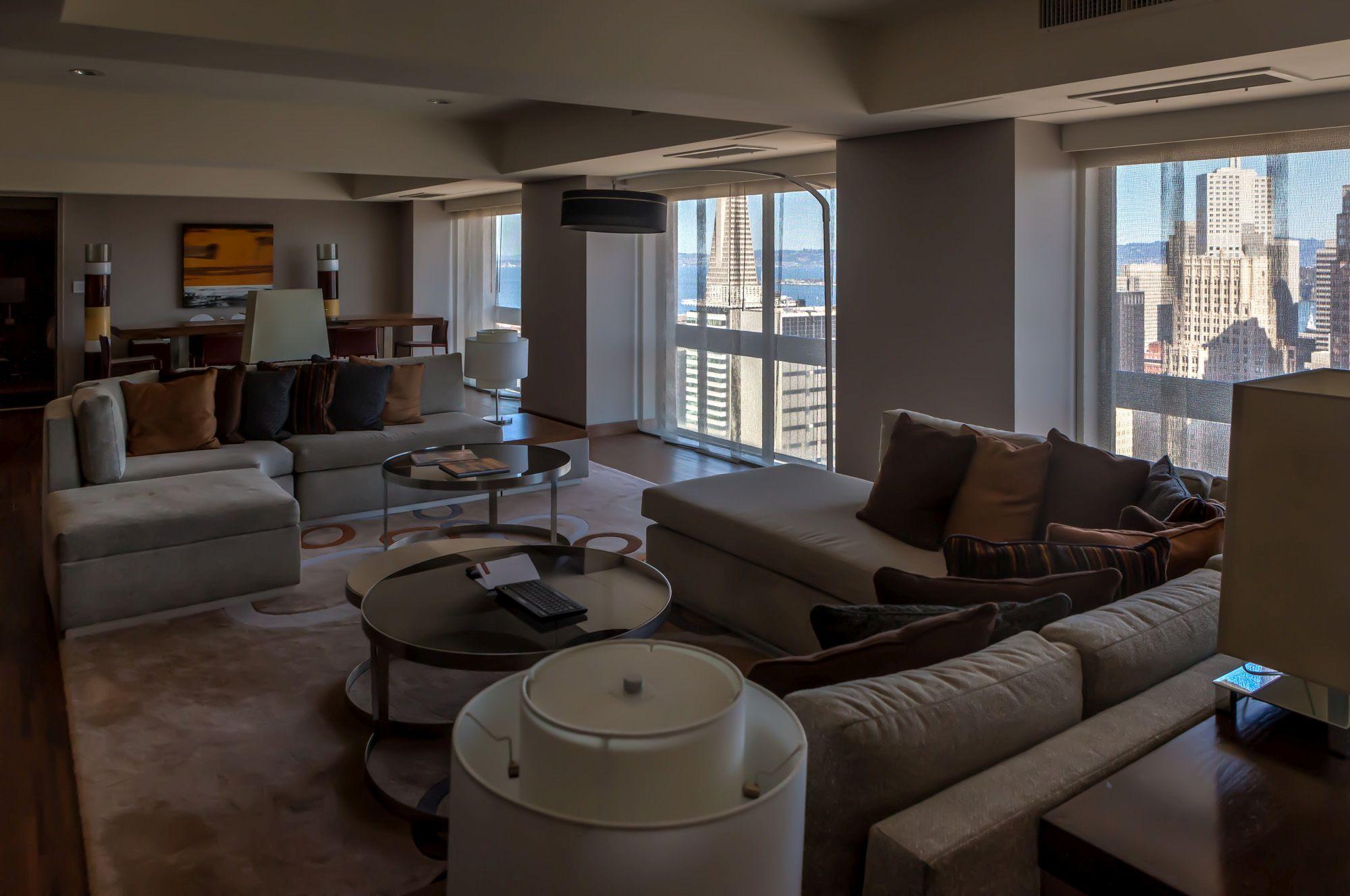 Hotel Review: Grand Hyatt San Francisco – Premier Suite