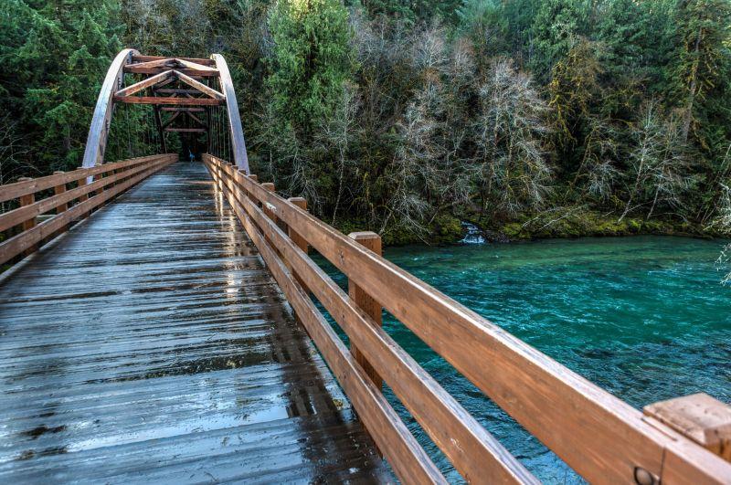 Tioga Bridge