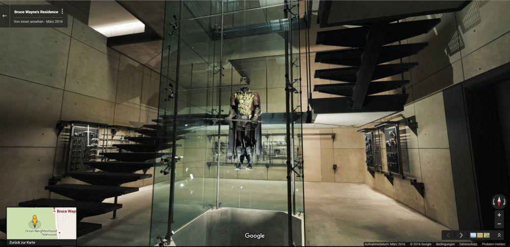 Bruce Wayne Manor Inside 04