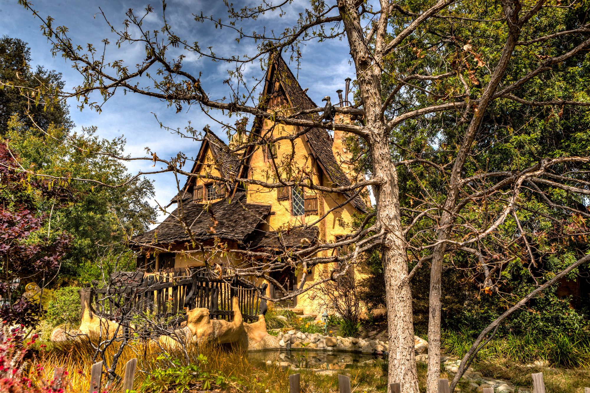 The Witch's House in Beverly Hills