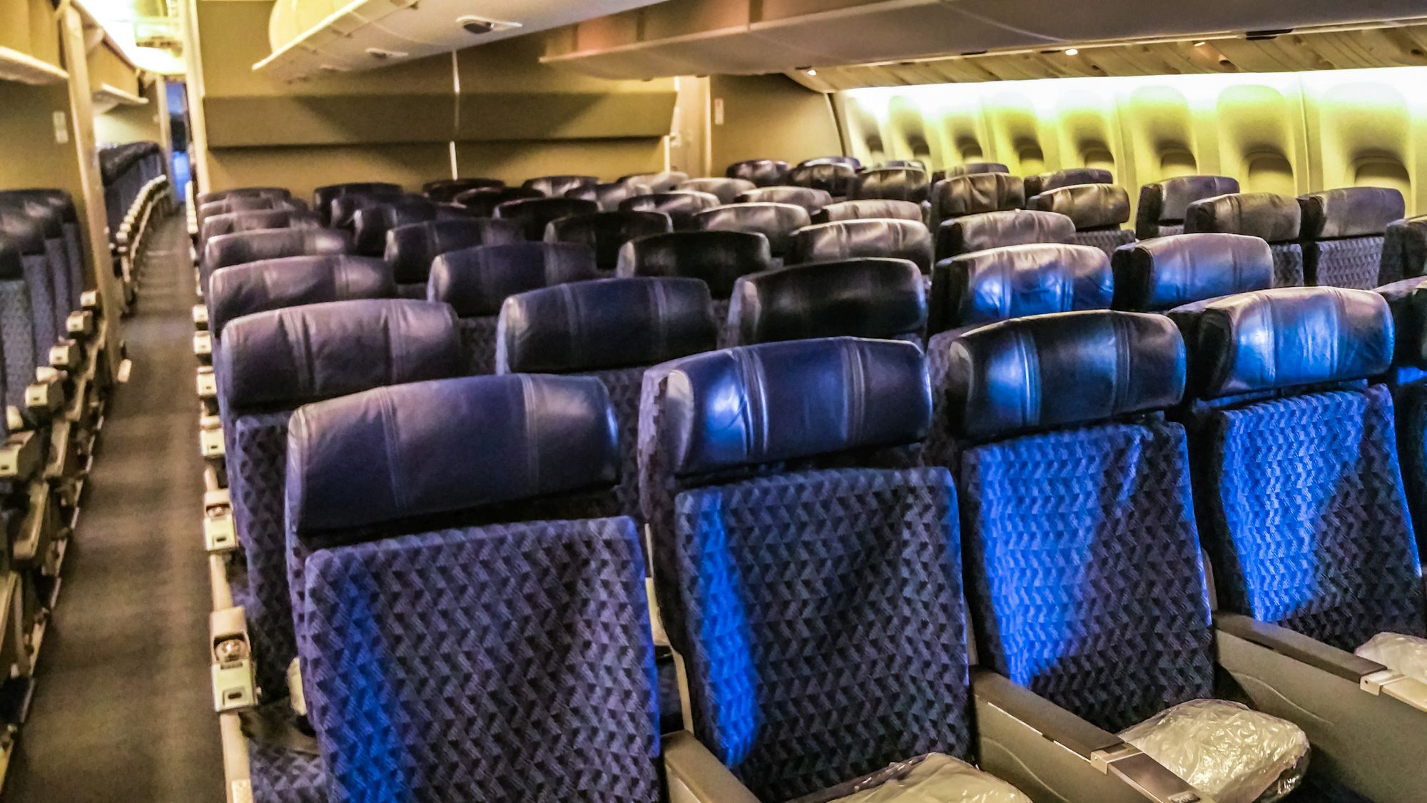 Flight Review American Airlines Business Class Boeing