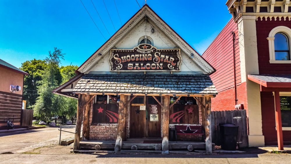 Shooting Star Saloon