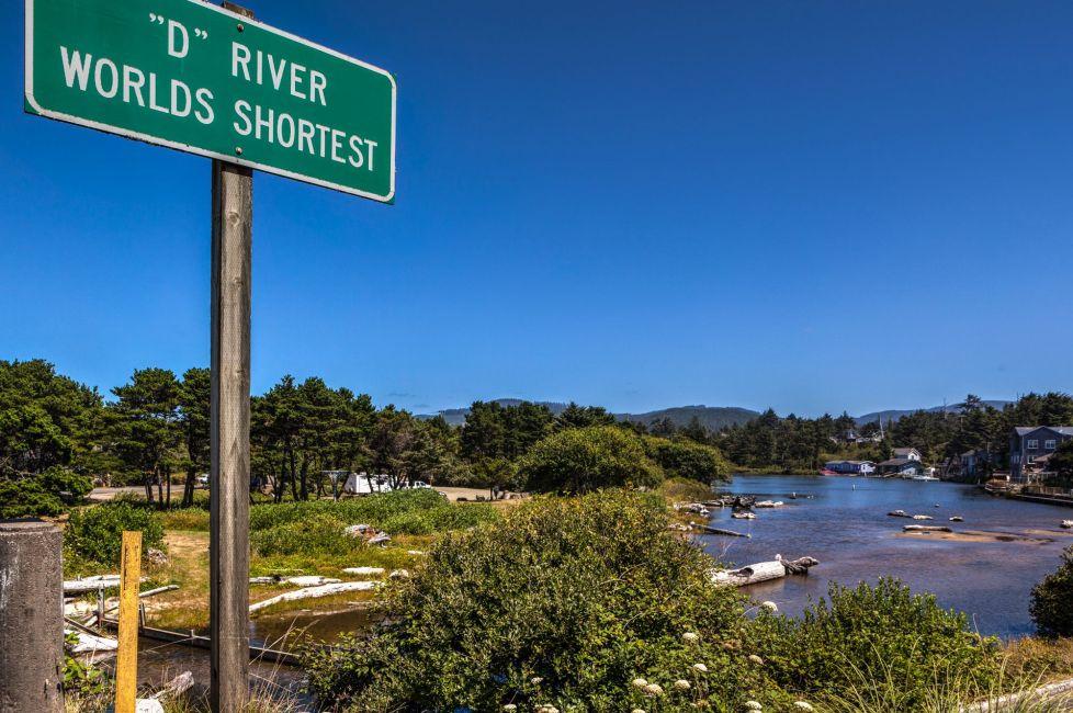 D River