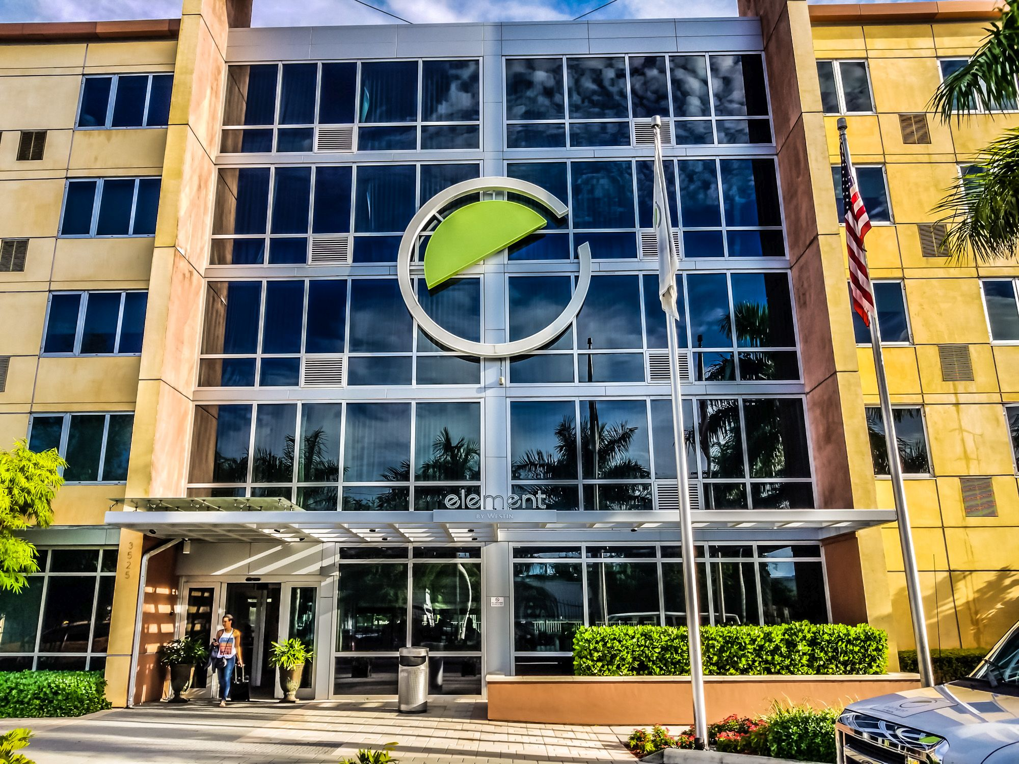 Hotel Review: Element Miami International Airport