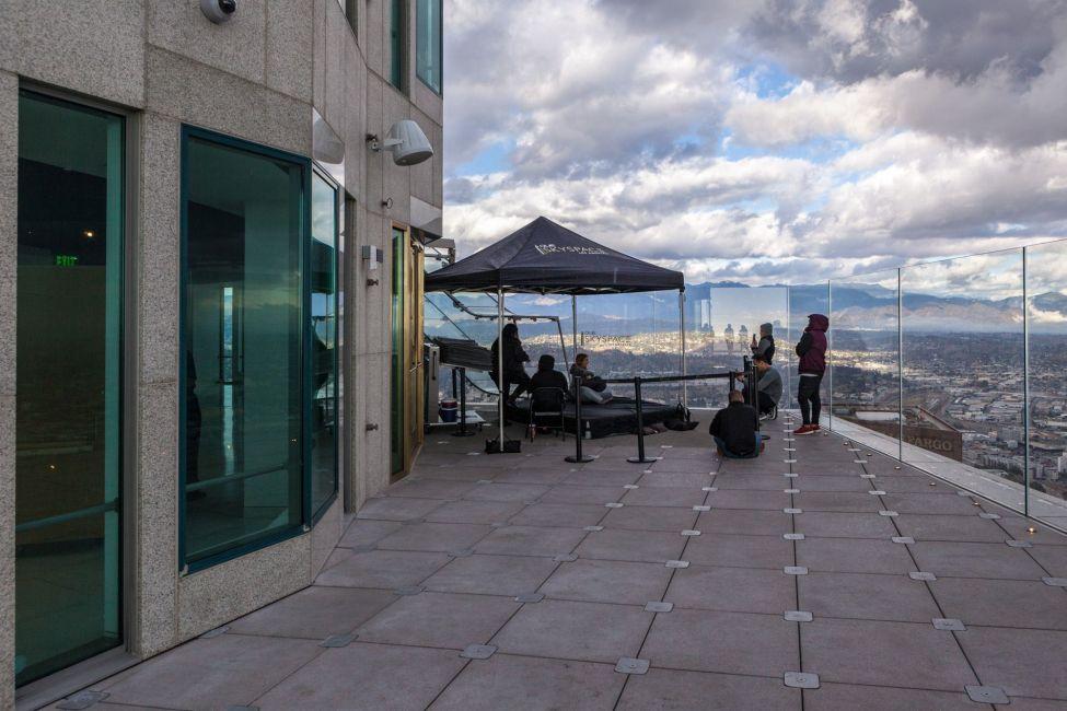 Skyslide Terrace