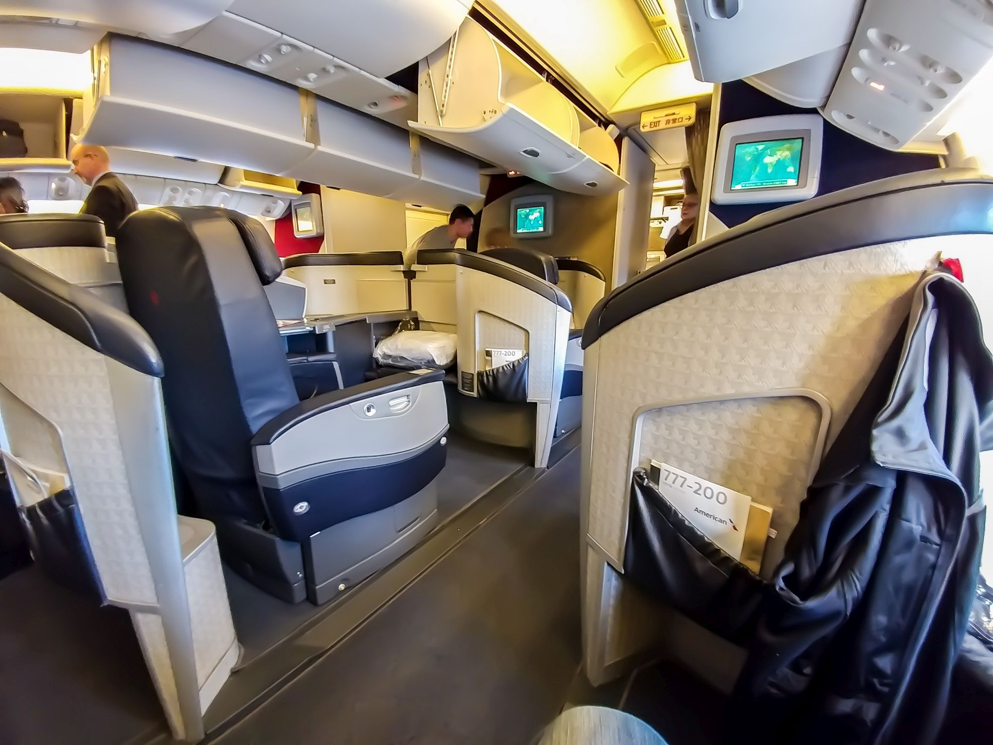 Flight Review: American Airlines First Class – Boeing 777 Frankfurt (FRA) to Dallas/Fort Worth (DFW)