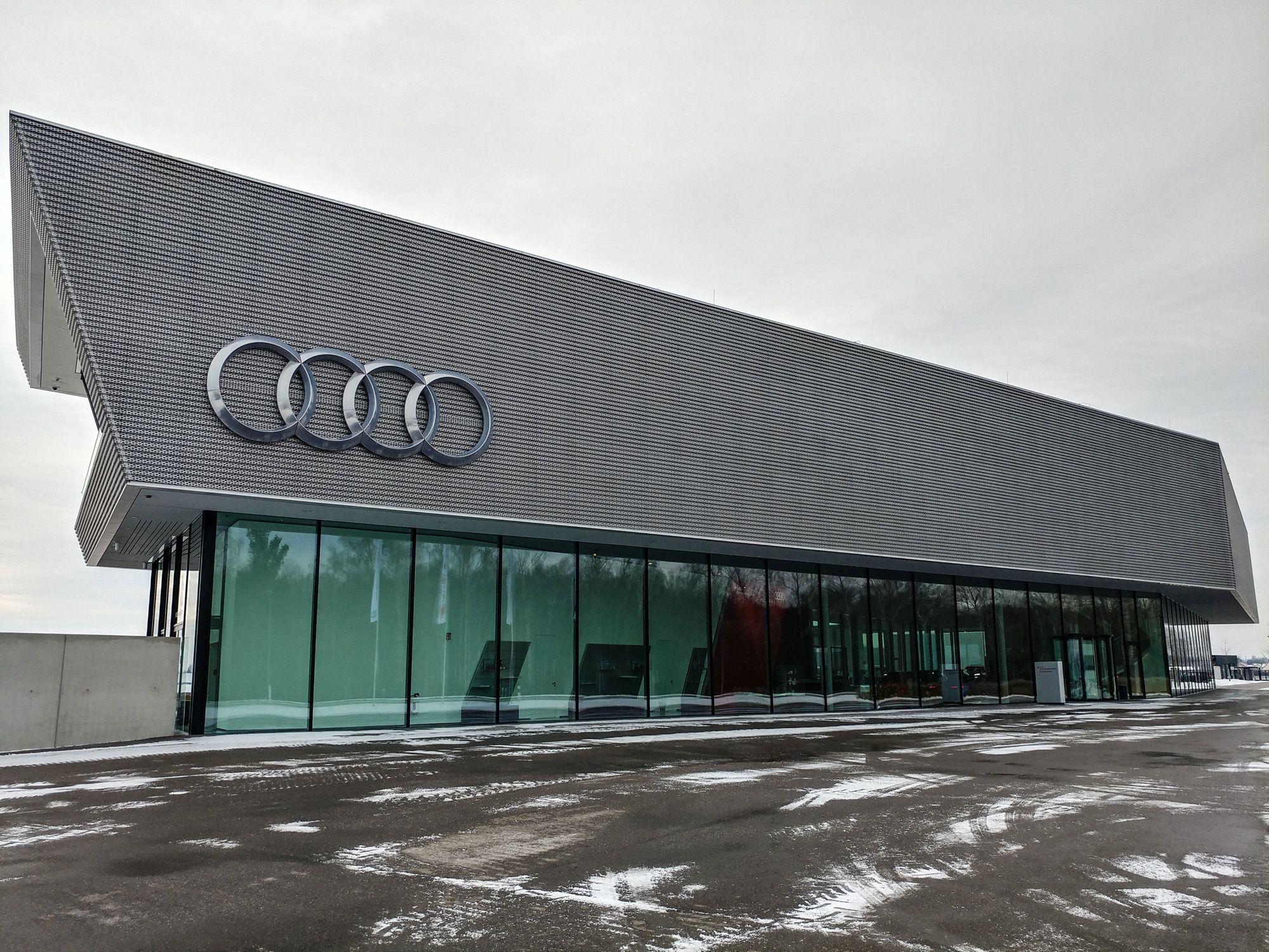 Audi Driving Experience Center Neuburg
