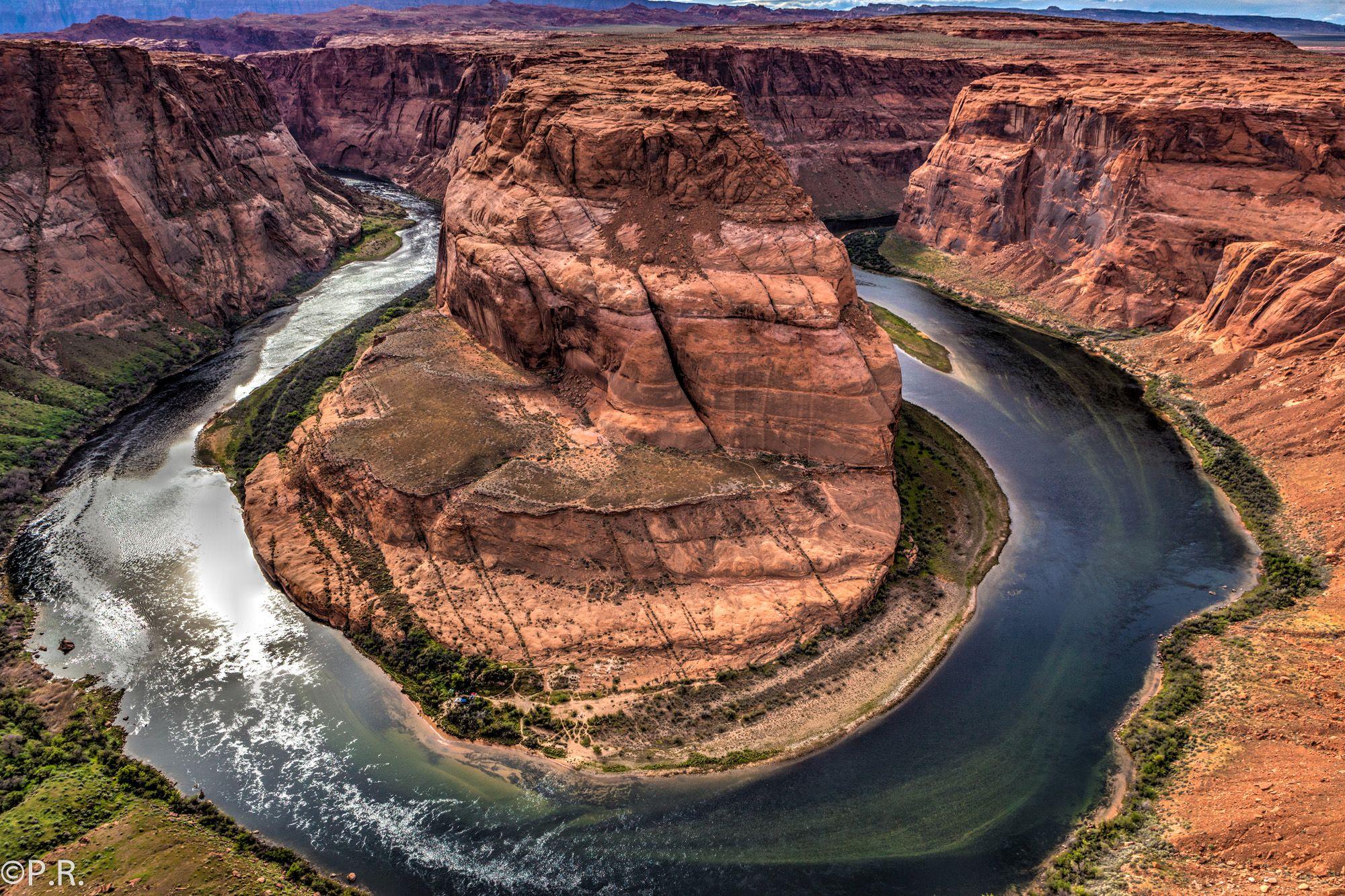 Colorado River Horseshoe Bend