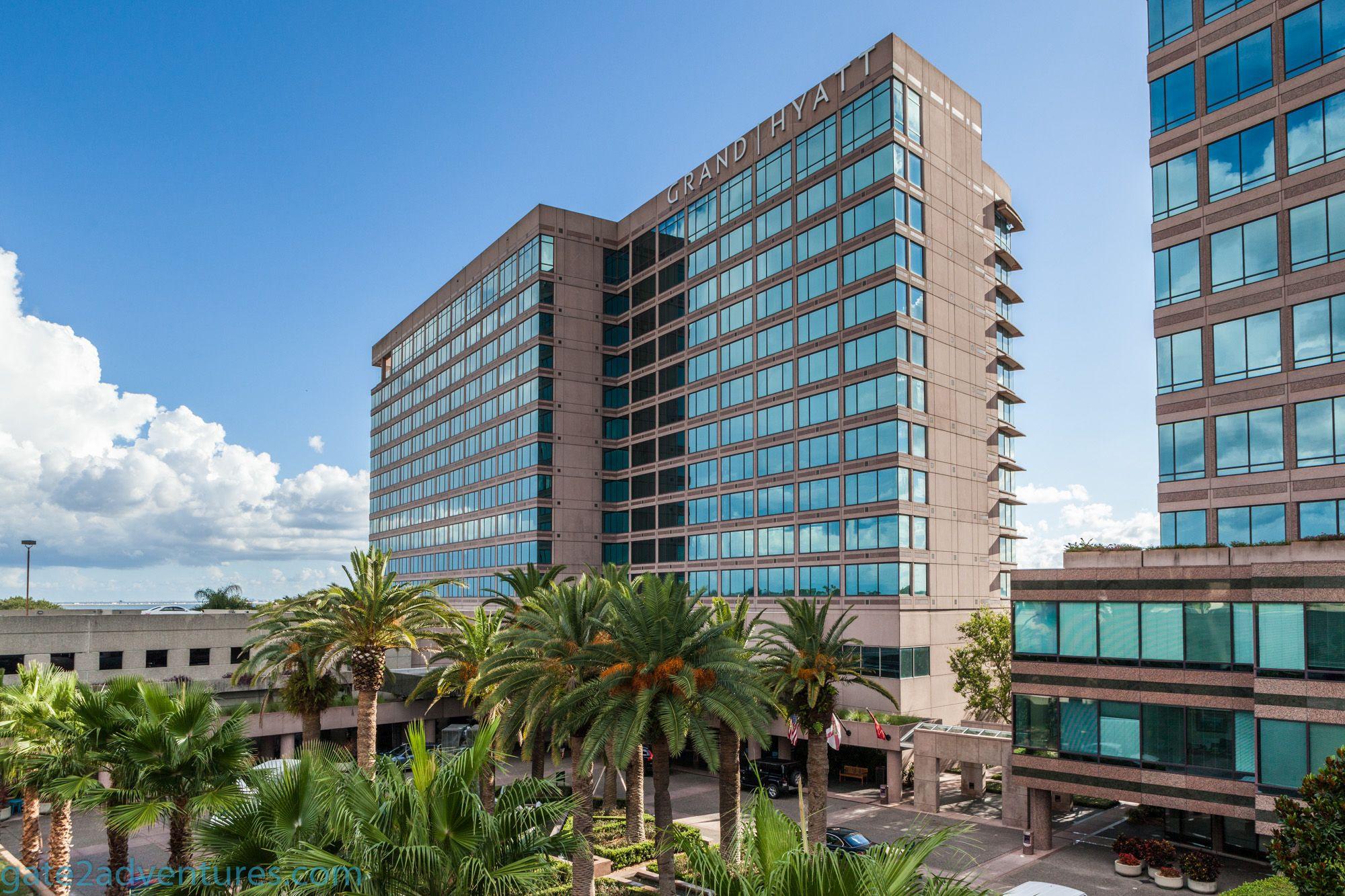 Hotel Review: Grand Hyatt Tampa Bay