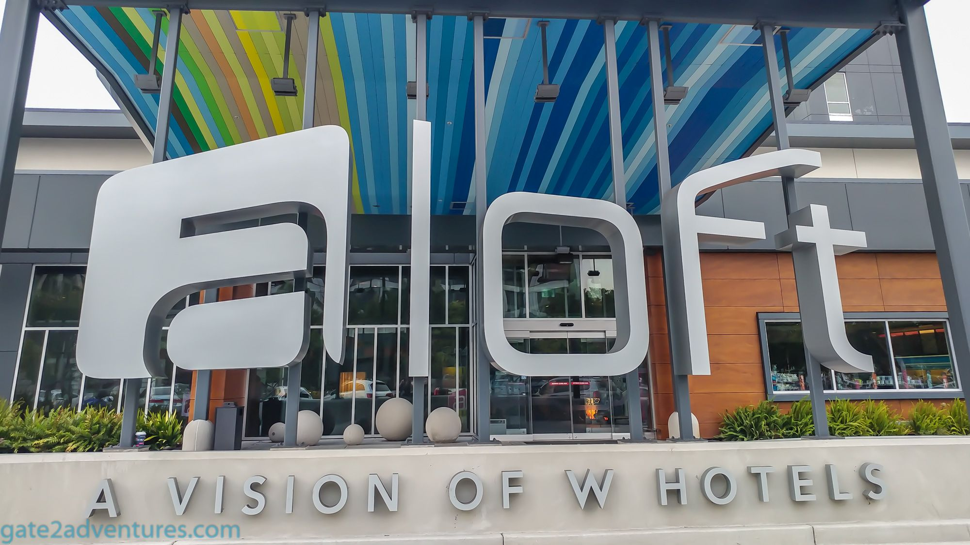 Hotel Review: Aloft San Francisco Airport