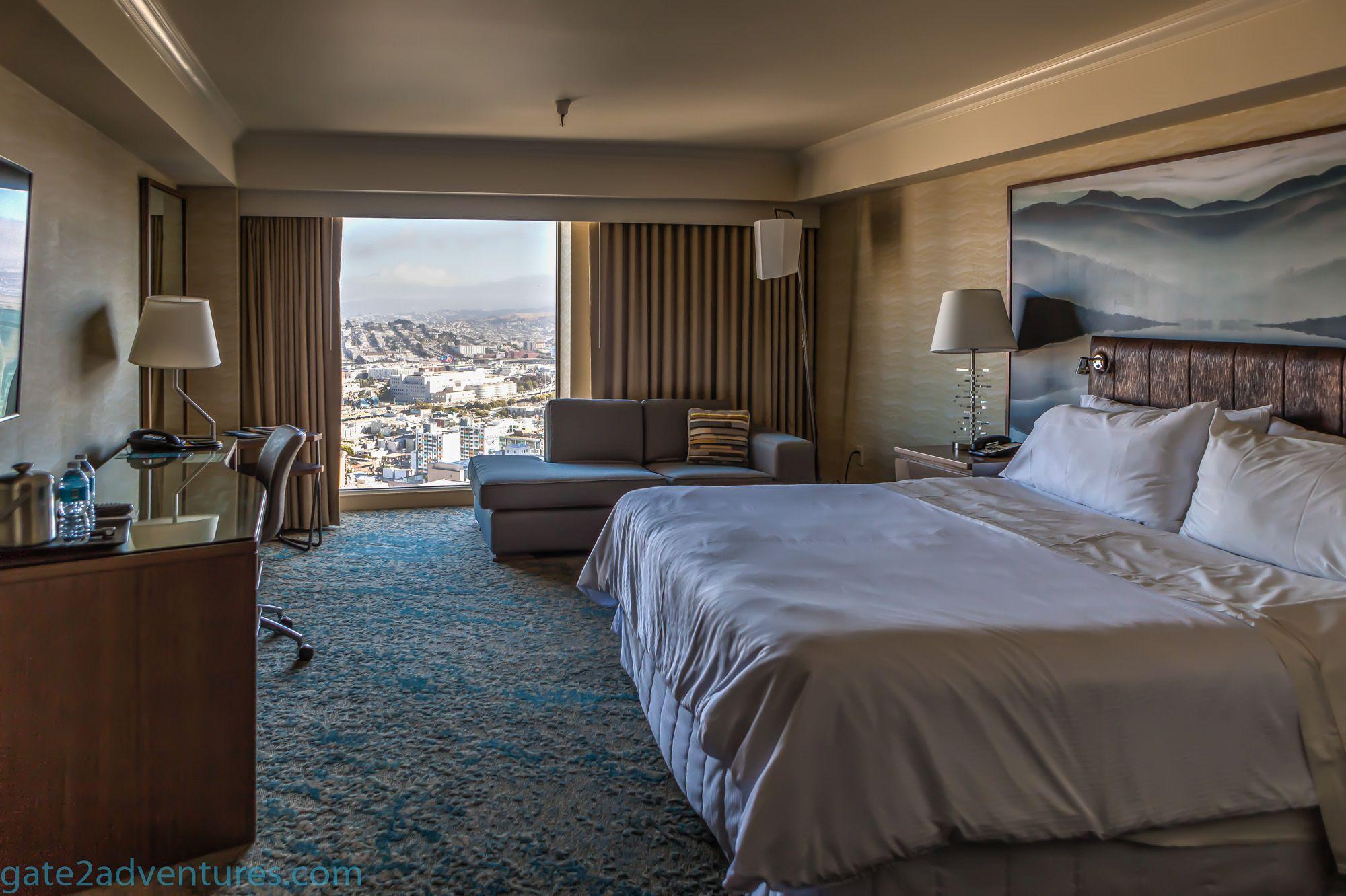 Hotel Review: SPG Park Central San Francisco