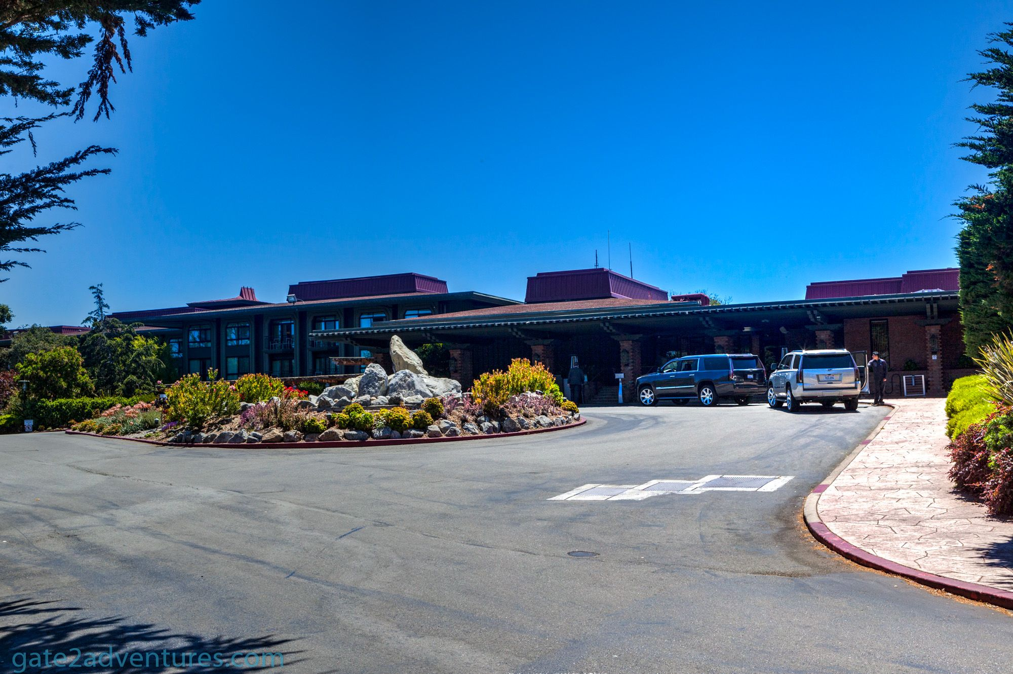 Hotel Review: Hyatt Regency Monterey Hotel and Spa on Del Monte Golf Course