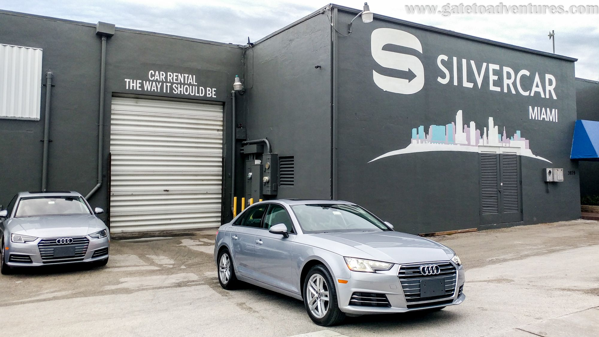 Review: Silvercar at Miami International Airport (MIA)