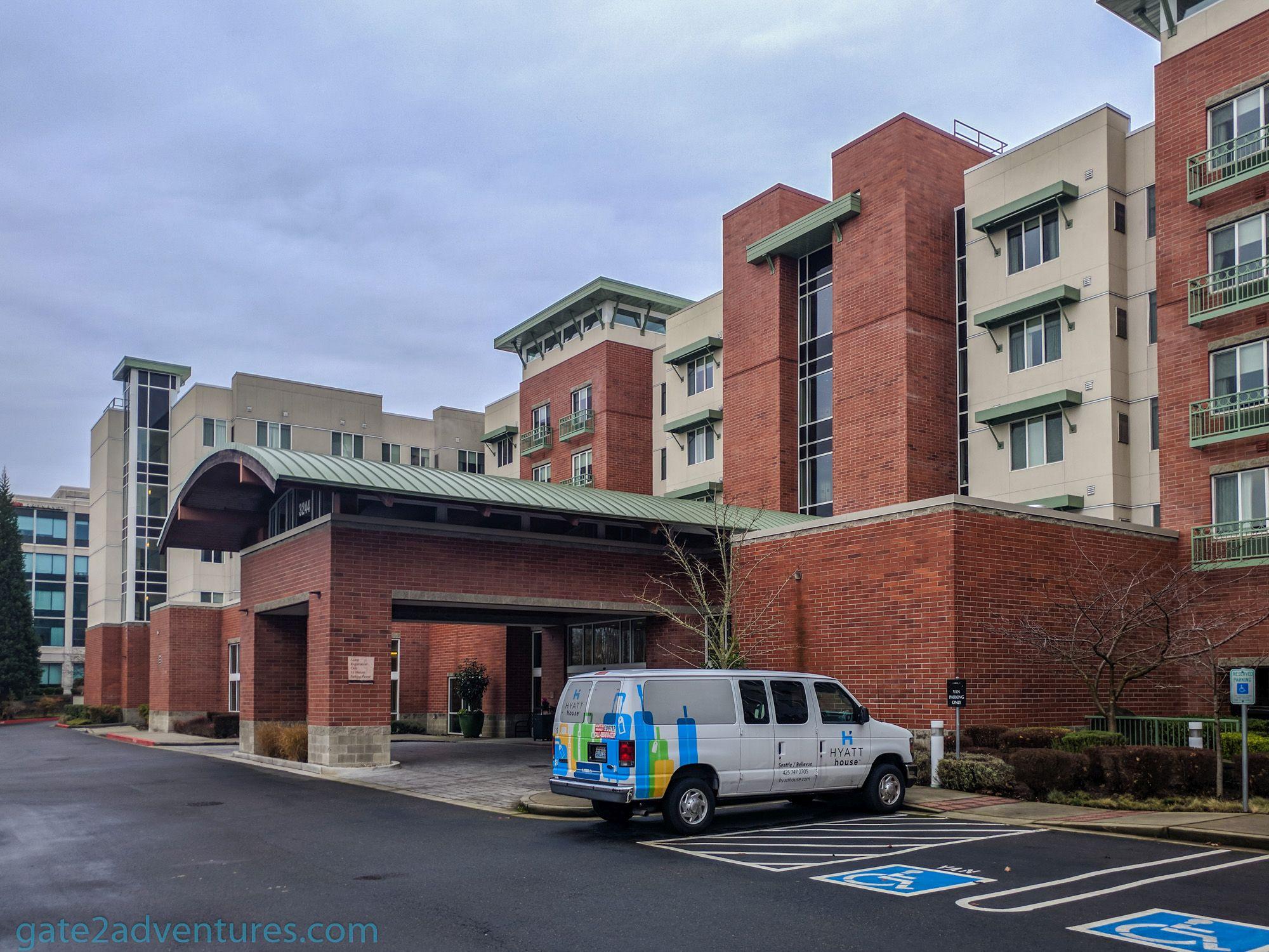 Hotel Review: Hyatt House Seattle / Bellevue