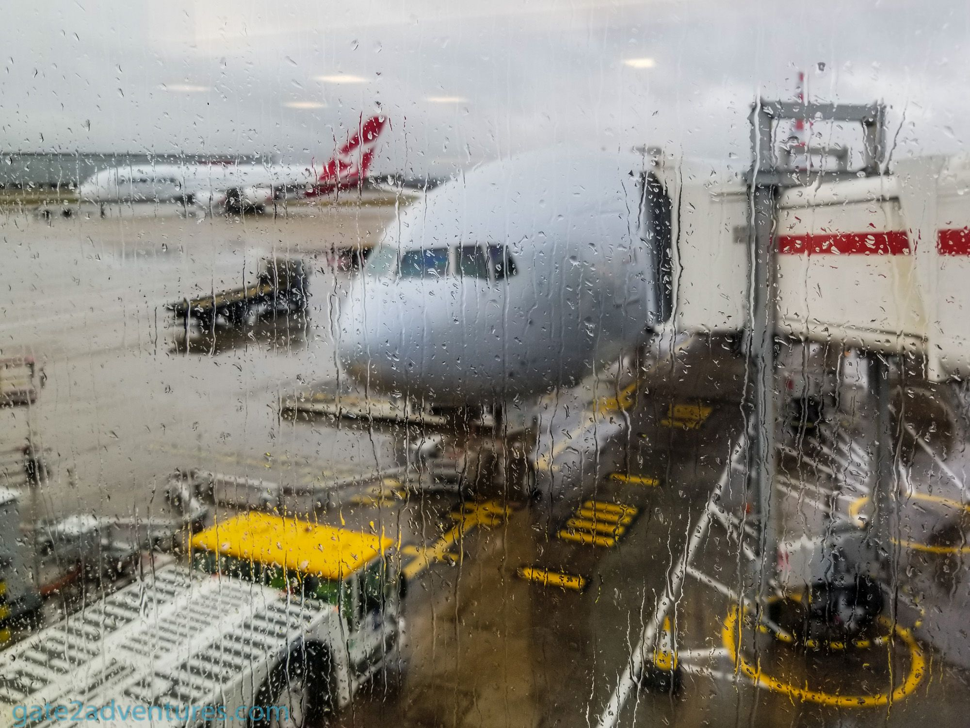 Heathrow Short Stay >> Flight Review: American Airlines Business Class – Boeing 777-300ER London (LHR) to Los Angeles ...