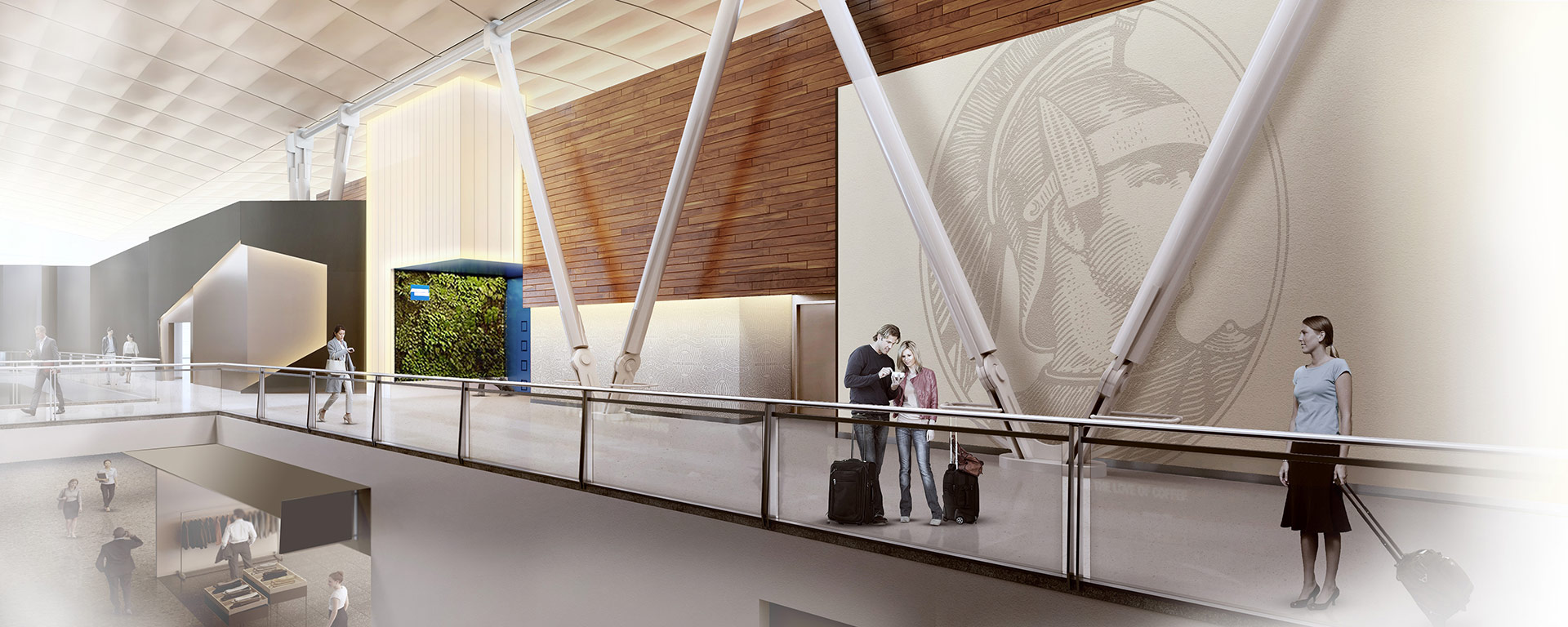 American Express to Open World's Largest Centurion Lounge at New York-JFK Airport