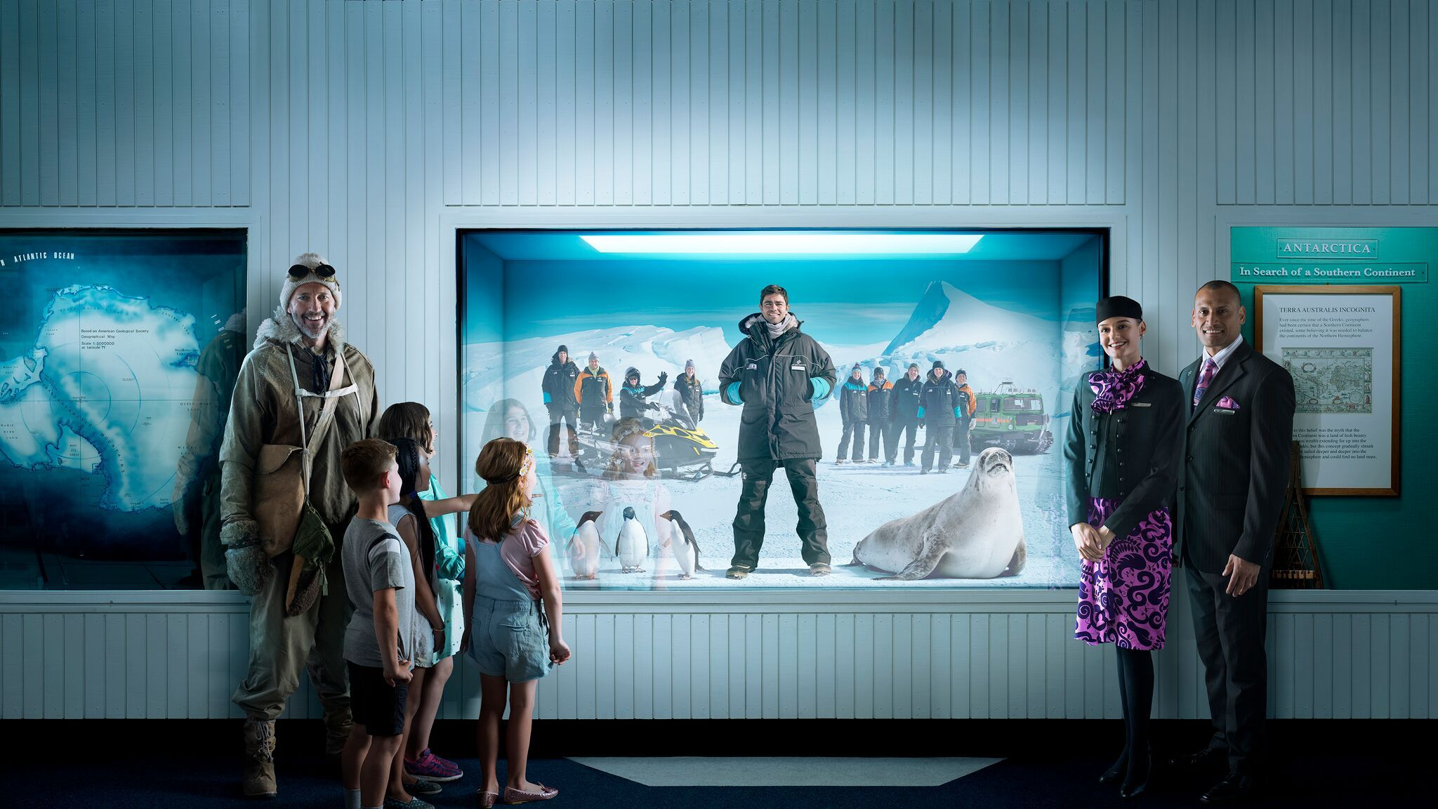 Air New Zealand – The World's Coolest Safety Video