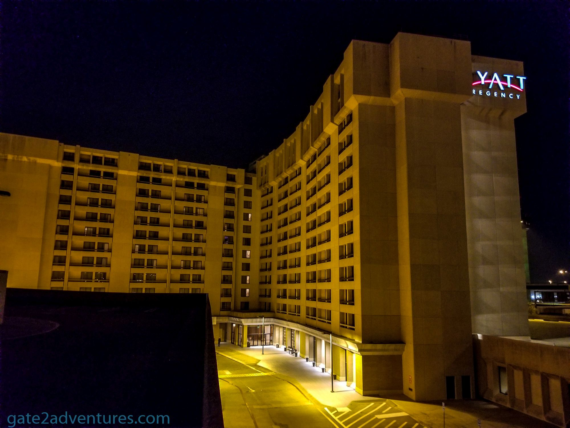 Hotel Review: Hyatt Regency DFW Airport