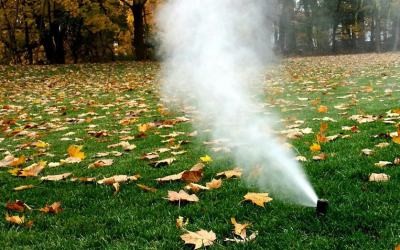 Protect Your Sprinkler System