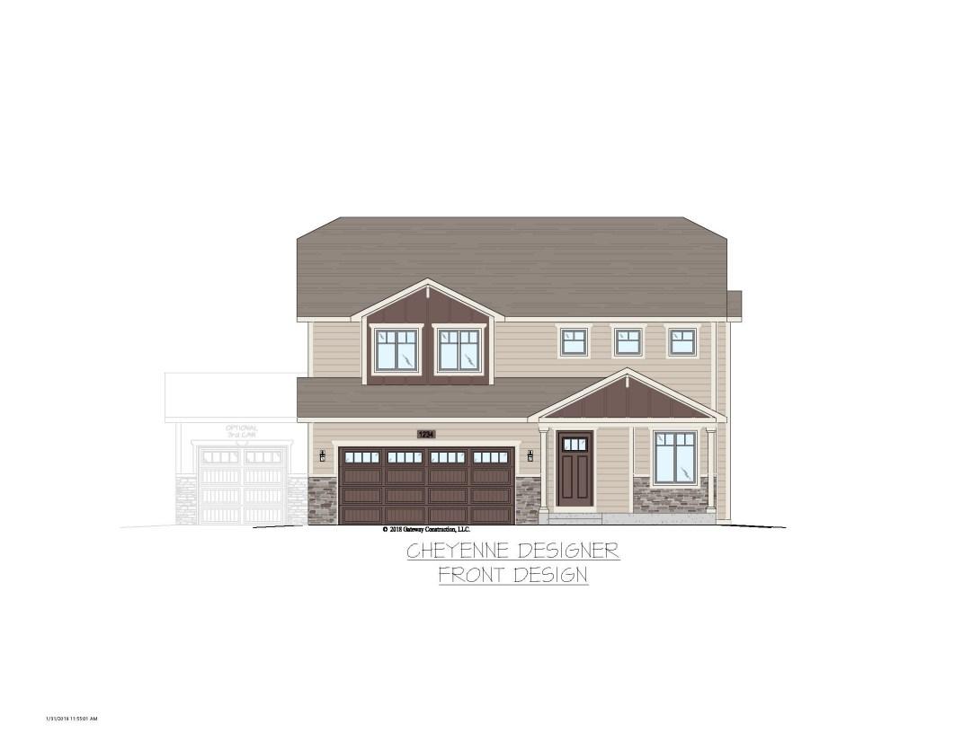 Cheyenne GL Exterior Designs - D No Tree