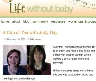 Cup of Tea - Lisa and Jody