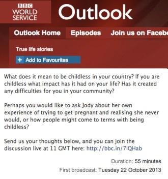 Outlook World Service