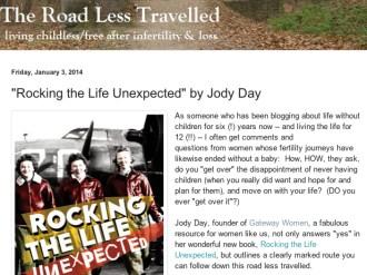 RTLU Review Road Less Travelled - Jan 2014