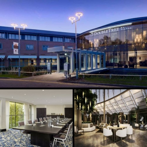 A private room at the Hilton DoubleTree Nottingham 'Gateway' Hotel will be our workshop venue