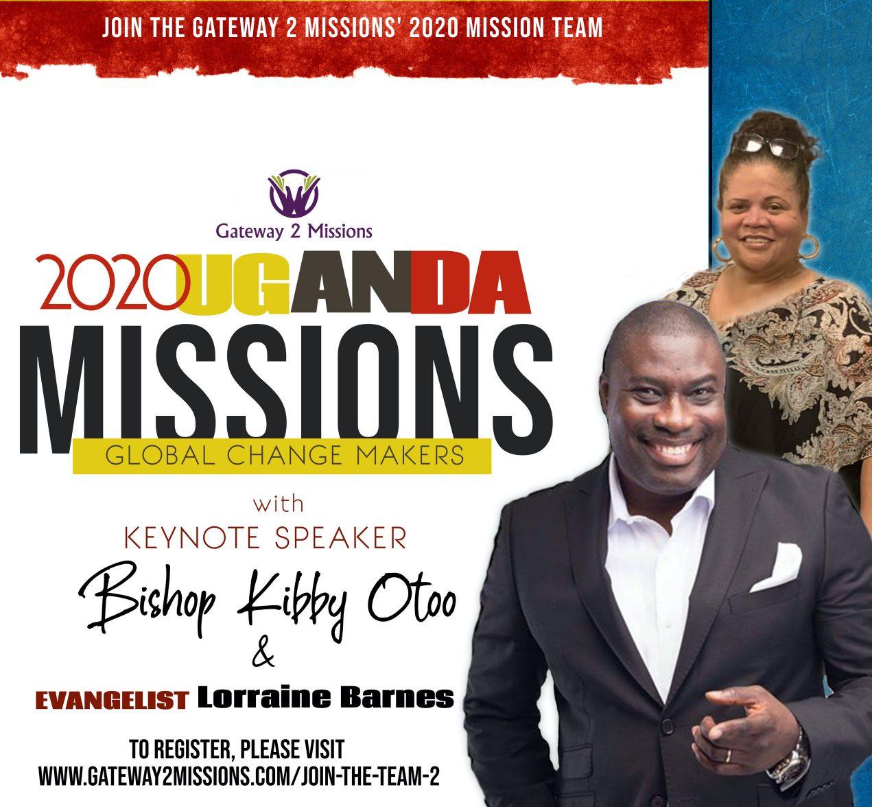 2020 Uganda Mission Trip