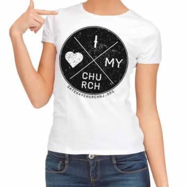 gateway shirt love church