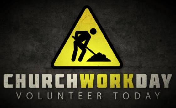 Flemington Church Work Day