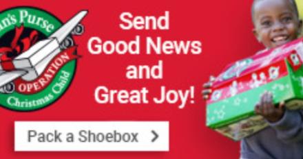Samaritan's Purse Christmas Child