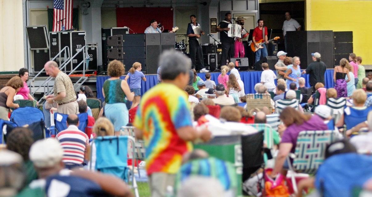Duke Island Park Summer Concert Series!