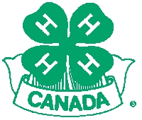 4H Logo Canada