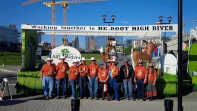HR Float wins at Calgary Stampede
