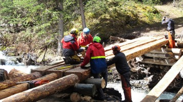 Restoring flood-damaged parks infrastructure in Kananaskis Country will boost tourism and enhance outdoor recreation.