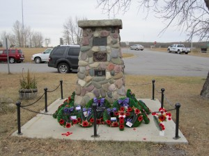 TV Legion Cenotaph
